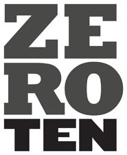 zero ten design