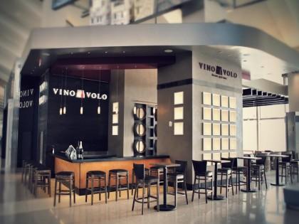 Vino Volo: LAX International Terminal