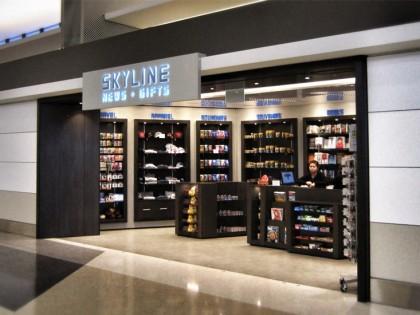 Skyline News + Gifts: SFO Terminal 3