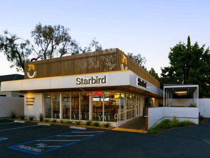 Starbird Chicken: Sunnyvale